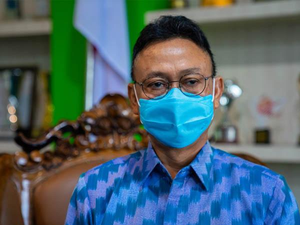 Wali Kota Pontianak, Edi Rusdi Kamtono