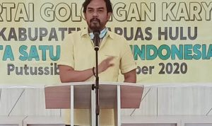 Buka Musda X Golkar Kapuas Hulu, Maman Abdurrahman Ajak Kader Menangkan Baiduri-Rufina 4