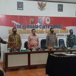 Bupati Nasir dan Ketua DPRD Hadiri Deklarasi Cinta Damai Masyarakat Kapuas Hulu 11