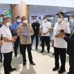 Gubernur Sutarmidji Bertemu Menhub Budi Karya Bahas Pembangunan Bandara dan Terminal Darat di Kalbar 6