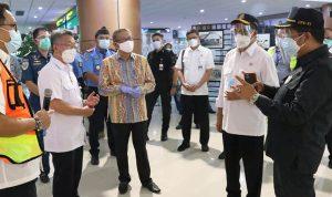 Gubernur Sutarmidji Bertemu Menhub Budi Karya Bahas Pembangunan Bandara dan Terminal Darat di Kalbar 2