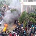 Presma IAIN Pontianak Pastikan Massa Anarkis Demo Tolak Omnibus Law Ciptaker di Kalbar Bukan Mahasiswa 16