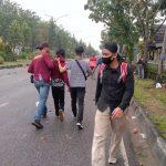 Sudah 26 Oknum Massa Anarkis Demo Tolak Omnibus Law Ciptaker di Kalbar Diamankan Polisi 21