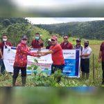 KPH Ketapang Selatan Gandeng FIF Rehabilitasi Bukit Maloi Indah 9