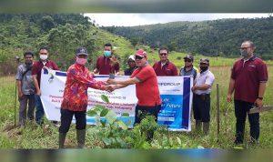 KPH Ketapang Selatan Gandeng FIF Rehabilitasi Bukit Maloi Indah 4