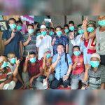 Kampanye di Tiga Titik, Aron-Subandrio Dapat Dukungan Penuh Warga Pinyak dan Sepantak 5