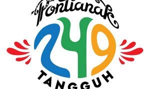 Logo Harjad ke-249 Usung Tema Pontianak Tangguh 2