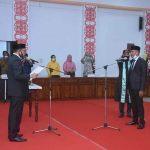 Plt Bupati Hadiri Pelantikan PAW Anggota DPRD Ketapang 9