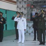 Plt Bupati Ketapang Ikuti Upacara Peringatan HUT ke-75 TNI Secara Virtual 7
