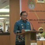 Plt Bupati Ketapang Ingatkan ASN Harus Tepat Waktu Menghadiri Acara Pemerintah 9