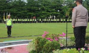 Polda Kalbar Kerahkan 800 Personel Dalam Operasi Zebra Kapuas 2020 2