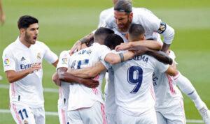 Real Madrid ke Puncak Klasemen Liga Spanyol Usai Pecundangi Barcelona 3-1 5