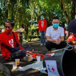 Relawan PMI Jadi Duta Remaja Tangguh Covid-19 7