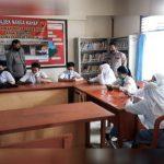 Ruang Pertemuan Polsek Nanga Mahap Disulap Jadi Ruang Belajar Online Bagi Pelajar 11