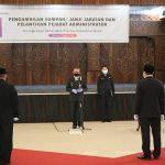 Sutarmidji Minta 27 Pejabat yang Baru Dilantik Berinovasi dan Disiplin 6
