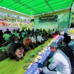 Tradisi Mandre Sippulung Warga Kampung Parit Bugis Darat 6