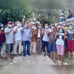 Warga Rojok dan Teribang Seberang Kapuas Siap Menangkan Aron-Subandrio 10