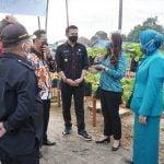 Berikan Support: Bupati Sis Harap Desa Semitau Hulu Juara Lomba Desa Nasional
