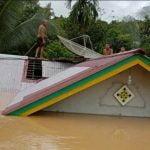 2.862 Rumah Terendam Banjir di Kapuas Hulu