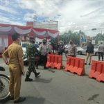 Hari Pertama PPKM Darurat di Pontianak: Masyarakat Diminta Patuh