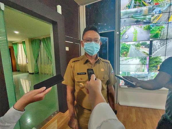 Edi Kamtono: Keputusan Perpanjangan PPKM Darurat di Pontianak Tunggu Hasil Rapat Dengan Gubernur
