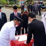 Bupati Ketapang Lantik terhadap 91 Kepala Desa Terpilih