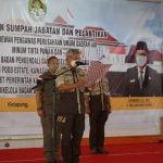 Bupati Martin Lantik Pejabat Perumda Air Minum Tirta Pawan dan Anggota BP3FE-KPCT-AP Ketapang