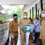 Pemkab Melawi Terima Ambulance Mewah dari Pemprov Kalbar