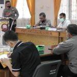 Cegah Karhutla, Polres Melawi Gelar Latihan Pra Bina Karuna