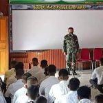Berikan Motivasi Putra Daerah, Ini Pesan Dandim 1203/Ktp untuk Peserta Seleksi Calon Prajurit TNI AD
