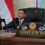 Danrem 121/Abw Brigjen TNI Ronny Raih Gelar Doktor