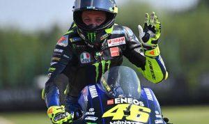 Valentino Rossi Putuskan Pensiun dari Balapan MotoGP