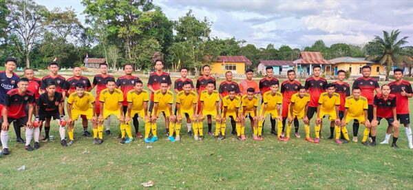Gorita FC Jalani Laga Persahabatan Kontra PS Menterap