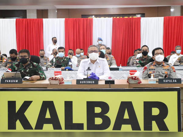 Sutarmidji dan Forkopimda Kalbar Janji Carikan Solusi Permanen Soal Ahmadiyah