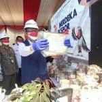 Keren! Kalbar Ekspor 26 Ton Pasta Durian ke China