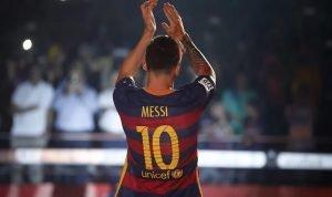 Messi Resmi Hengkang dari Barcelona: Thank you, Leo