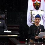 Pemerintah Anggarkan Rp2.708 Triliun dalam RAPBN 2022