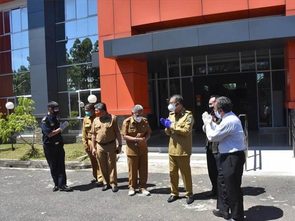 Pemprov Kalbar Siapkan Badiklat Keuangan di Kubu Raya Jadi Tempat Isoter: Antisipasi Lonjakan Covid