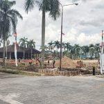 Penjelasan Gubernur Soal Penataan Halaman Pendopo Rp6.8 Miliar