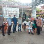SMP Santo Gabriel Sekadau Gelar Vaksinasi Anak Sekolah
