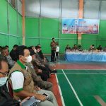Wabup Wahyudi Pimpin Rakor dan Monev PPKM di Suhaid