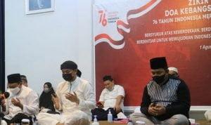 Wahyudi Hidayat Ikuti Zikir dan Doa Kebangsaan Virtual Bersama Presiden dan Wapres