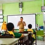 Monitoring PTM, Wako Edi Kamtono Sebut Sekolah Sudah Terapkan Prokes