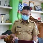 Edi Kamtono Ingatkan Warga Patuhi Prokes Meski Kasus Covid-19 di Pontianak Turun