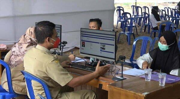 BPKPSDM Ketapang Gunakan Teknologi Pendeteksi Wajah: Antisipasi 'Joki' Saat SKD CPNS