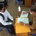 2.962 Peserta Seleksi CPNS Ketapang 2021 Jalani Tes SKD