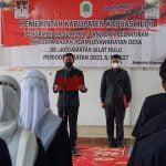 Bupati Sis Minta BPD Jaga Kebersamaan dengan Pemerintah Desa