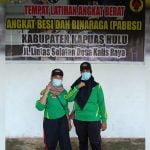 Dua Mantan Atlet Nasional Jadi Pelatih Pengkab PABBSI Kapuas Hulu