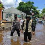 Gandeng TNI-Polri, PSP PEDAS Salurkan Bantuan untuk Korban Banjir di Desa Tanjung Pasar