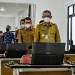Tinjau Pelaksanaan SKD CPNS, Gubernur Sutarmidji: Jangan Percaya yang Janjikan Kelulusan